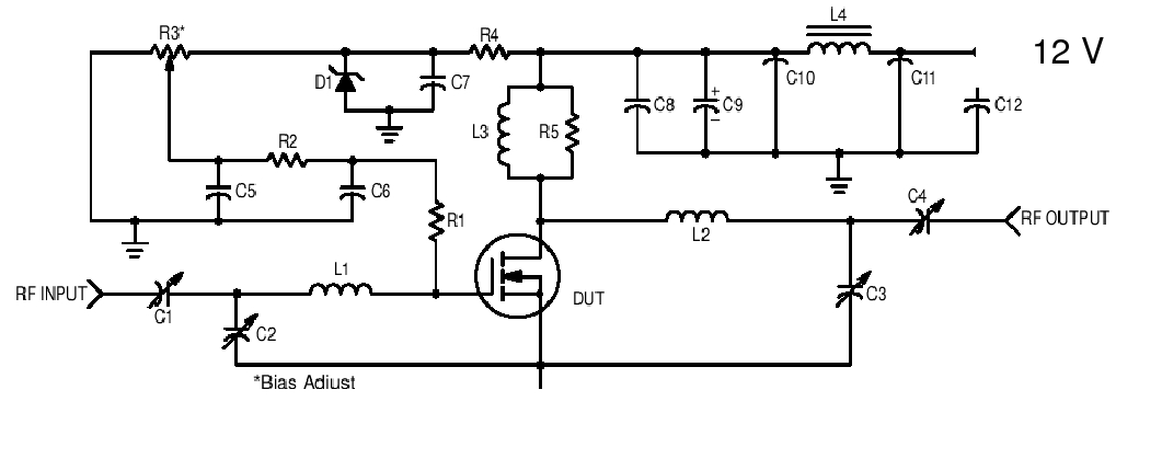 Wiring Diagram Of Fm Radio in addition Wiring Diagram Of Inverting  lifier as well 433mhz Rf Receiver Schematic furthermore Diy Car Building further E30 Stereo Wiring Diagram. on antenna lifier circuits