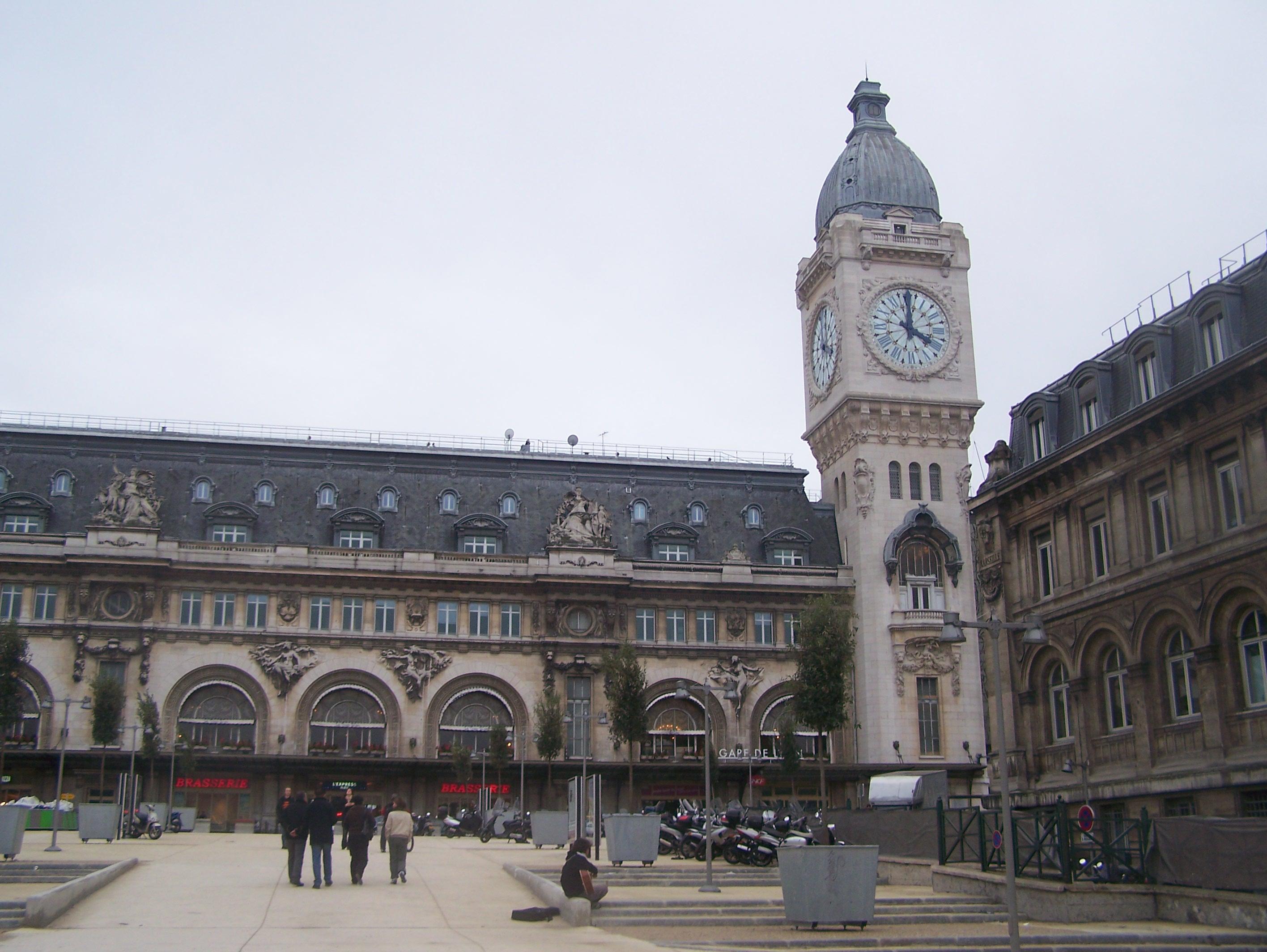 Hotel Marseille Gare De Lyon